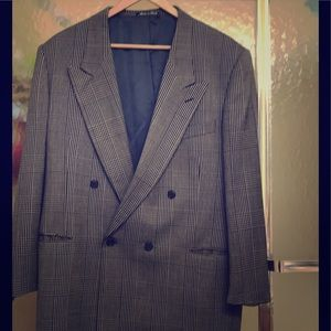 MANI By GIORGIO ARMANI suit jacket